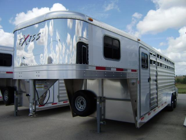 2014 Exiss 22' Stock Combo Trailer