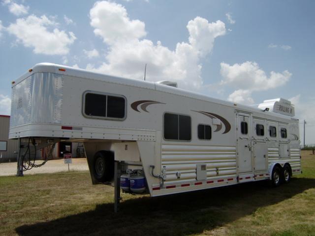 2015 Platinum Coach 4 Horse 10'2