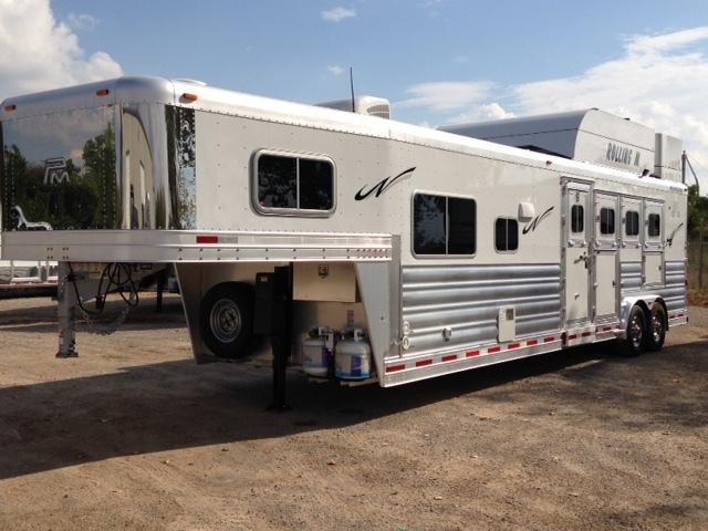 2015 Platinum Coach 4 Horse 12'2