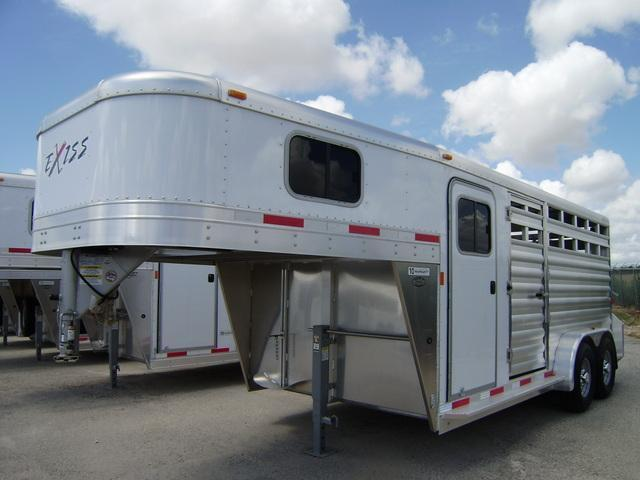 2014 Exiss 16' Stock Combo Trailer