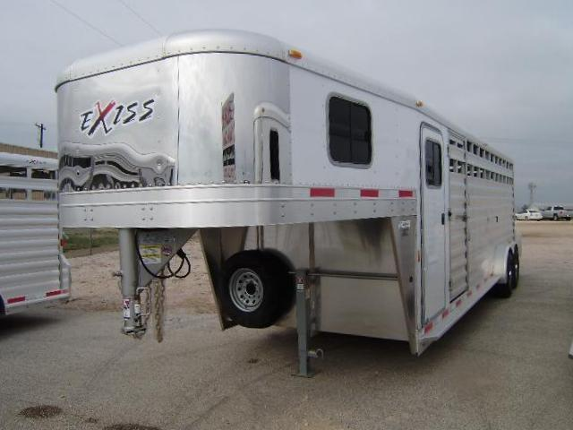 2014 Exiss 24' Stock Combo Trailer