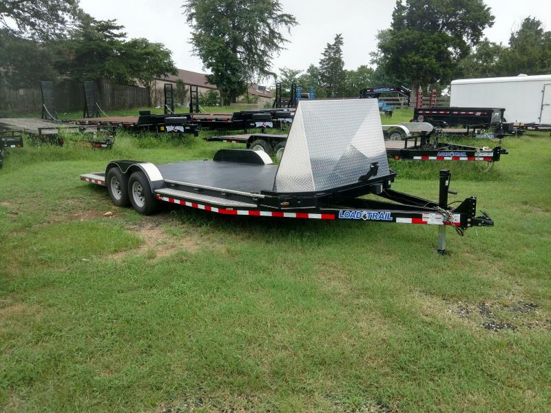 2017 Load Trail 20 Auto Hauler with Shield Car / Racing Trailer