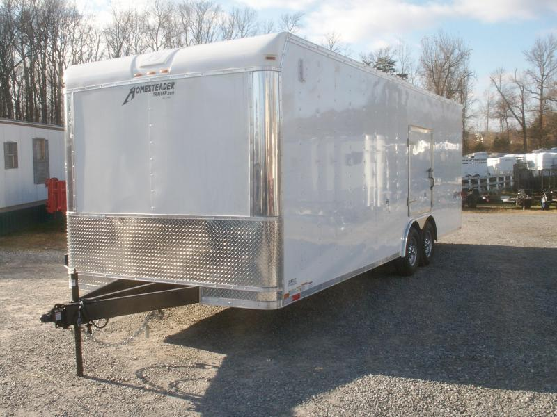2017 Homesteader Inc. CHAMPION 24 SIDE ACCESS DOOR Car / Racing Trailer
