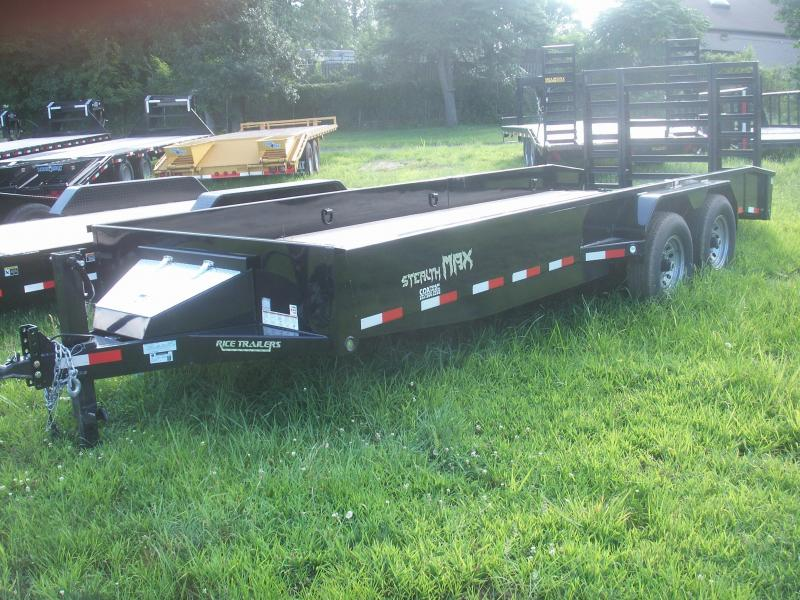 2015 Rice 20 equiment stealth Equipment Trailers
