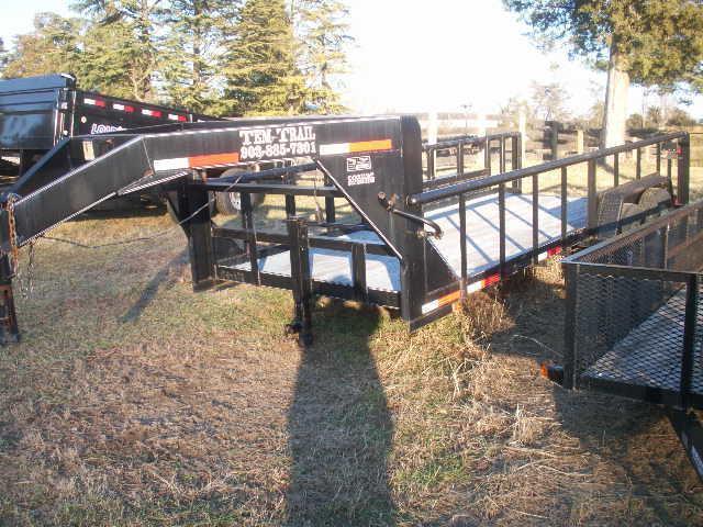 2008 18 GN UT Equipment Trailers