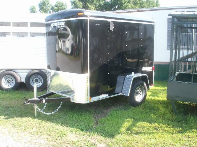 2018 Homesteader 8 ENCLOSED TRAILER Cargo / Enclosed Trailer