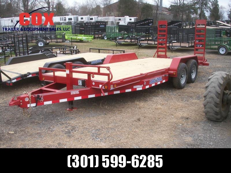 2019 Load Trail COX SPECIAL EQUIPMENT TRAILER Equipment Trailer