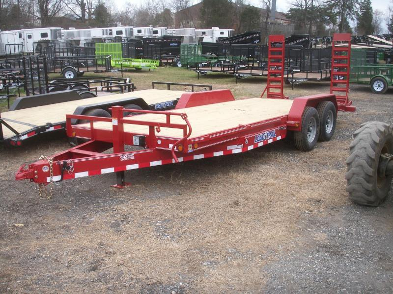 2018 Load Trail COX SPECIAL EQUIPMENT TRAILER Equipment Trailer