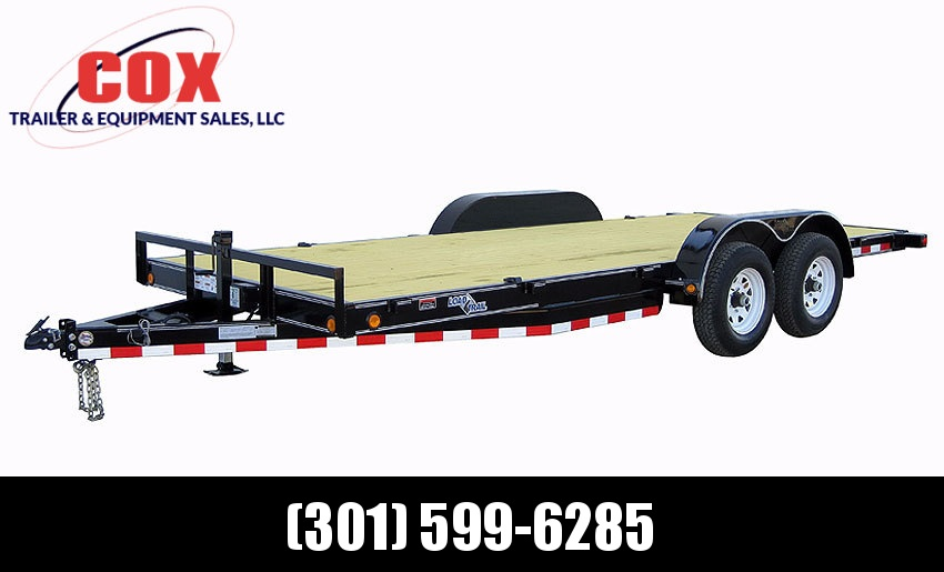 "2019 Load Trail 83"" X 14' Tandem Axle Carhauler Car / Racing Trailer"