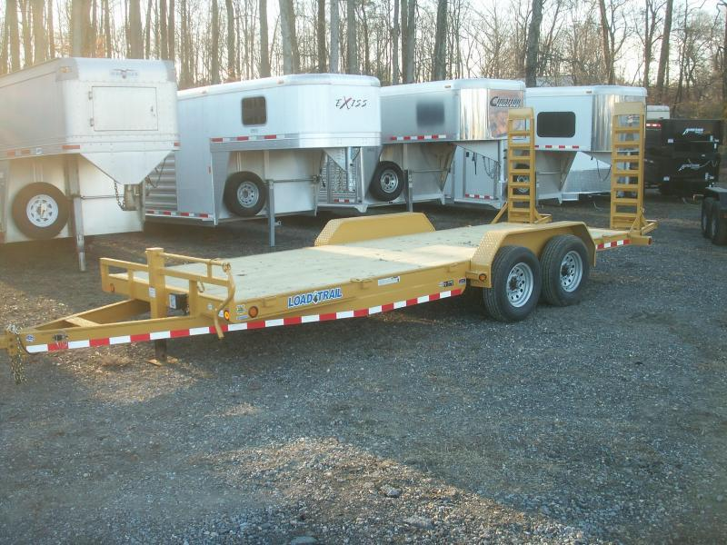 2016 Load Trail EQUIPMENT SPECIAL Equipment Trailer