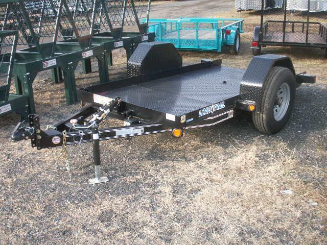 2015 Load Trail 10 SA TILT BED SCISSOR HAULER Equipment Trailers
