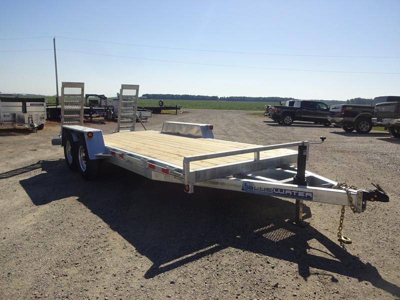 2017 Advantage 7 Ton Galvanized Equipment Hauler 80 x 18!! Only $111/month!!