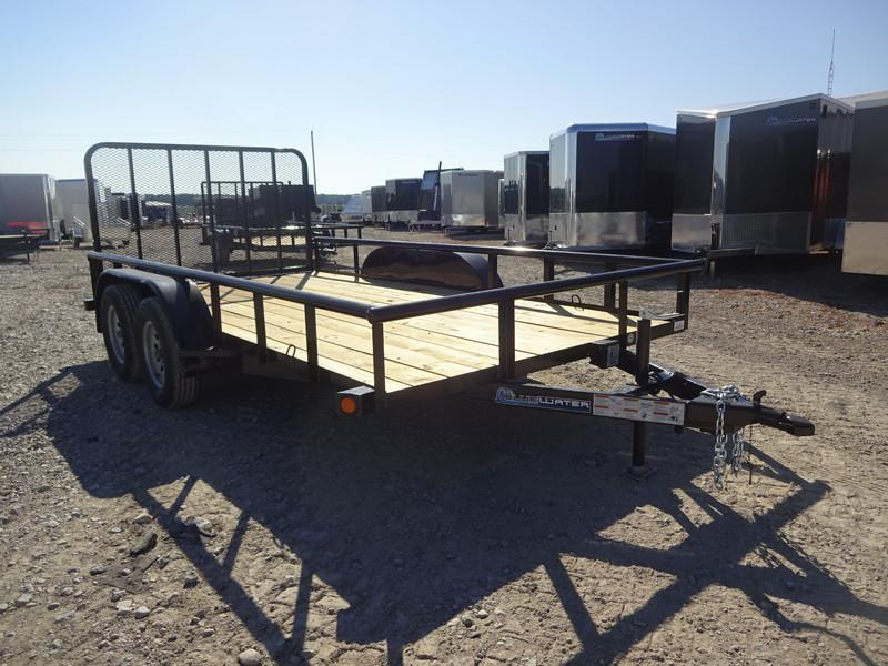 2017 Load Trail Tandem Utility 83x14!! YOURS FOR ONLY $71/MTH!!