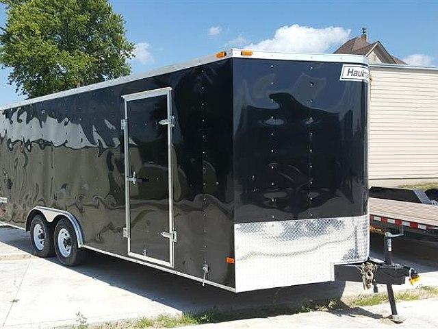 Haulmark PPT85X20WT3 Enclosed Trailer