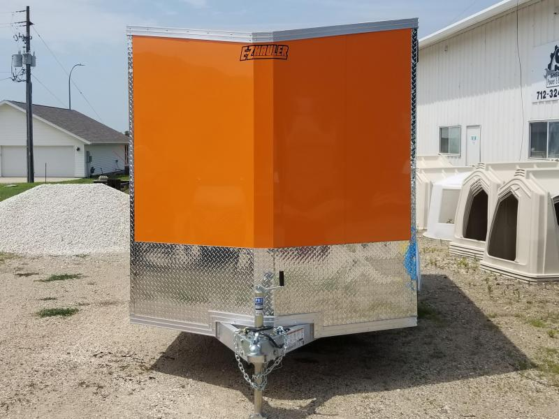 2018 Alcom-Stealth E-ZHAULER Enclosed Cargo Trailer