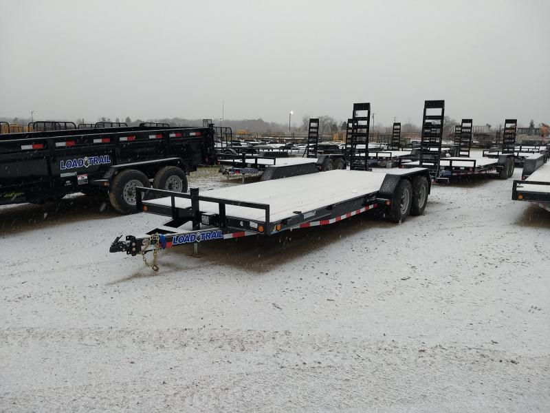 New 20' 10K Load Trail Equipment Trailer Michigan's #1 Selling Brand Of Trailers