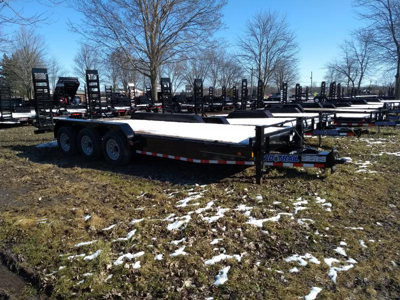 2018 Load Trail 83x22 21K Equipment Trailer