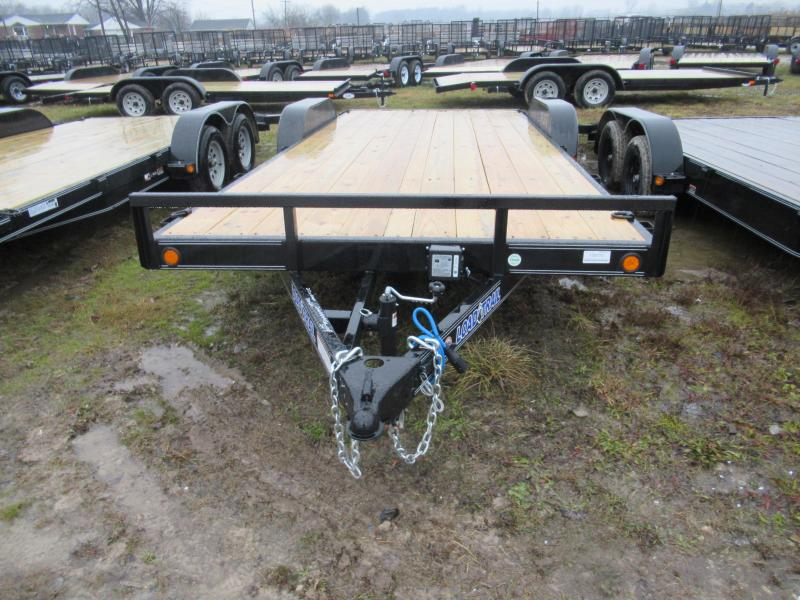 "Load Trail 20""  7K Car Hauler Trailer Michigan #1 Selling Brand Of Trailers"