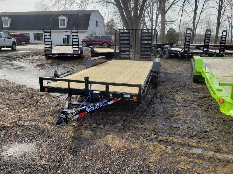 New 20' 10K Load Trail Equipment Trailer W/ Ramp Gate