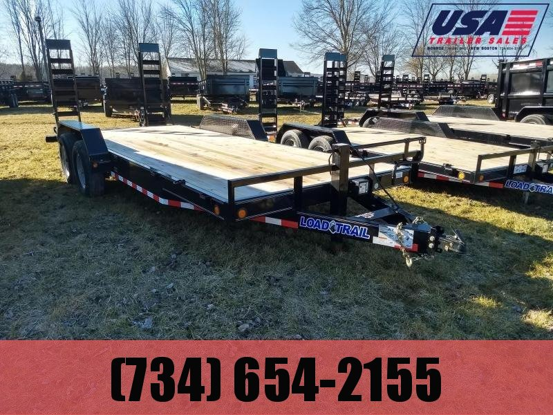 2018 Load Trail 83x20 14K Equipment Trailer