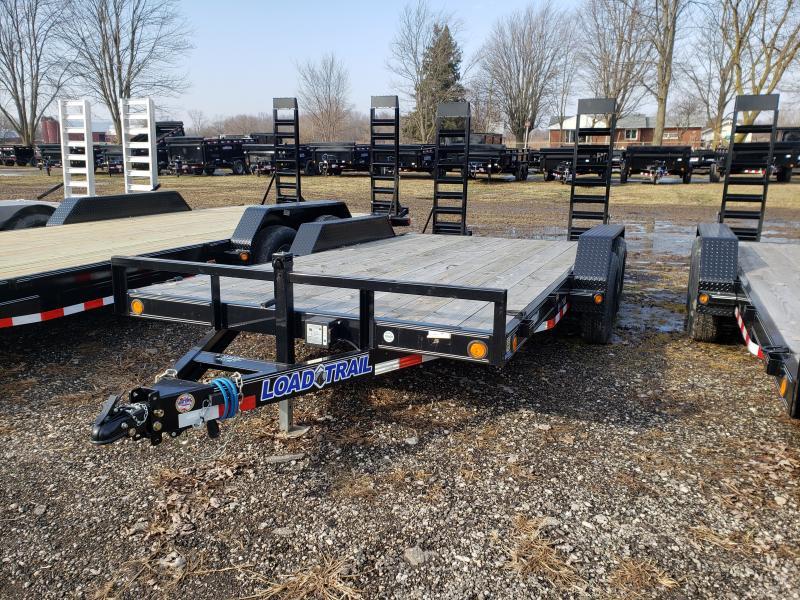 New 16' 10K Load Trail Equipment Trailer