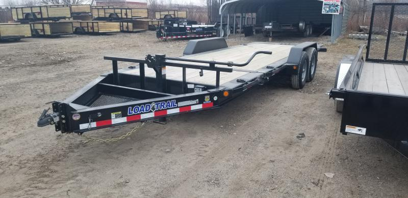 2020 Load Trail 83x20 Tilt Deck Trailer Check It Out!!!