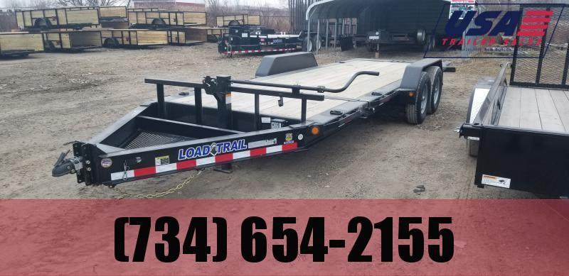 New Load Trail 83x20 14K Tilt Deck Trailer Check It Out!!!
