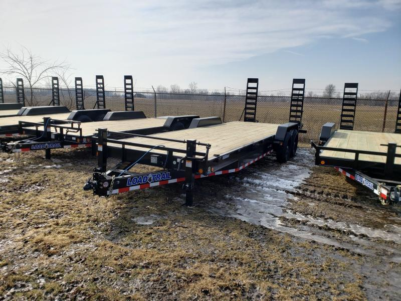 New 24' 14K Equipment Trailer The Bench Mark Of Quality