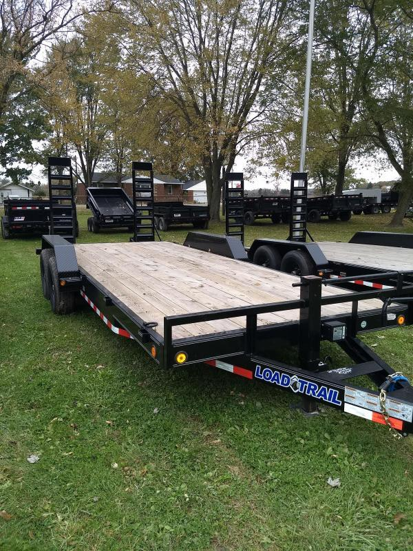 Load Trail 18' 14K Equipment Trailer The Bench Mark Of Quality!!!!!