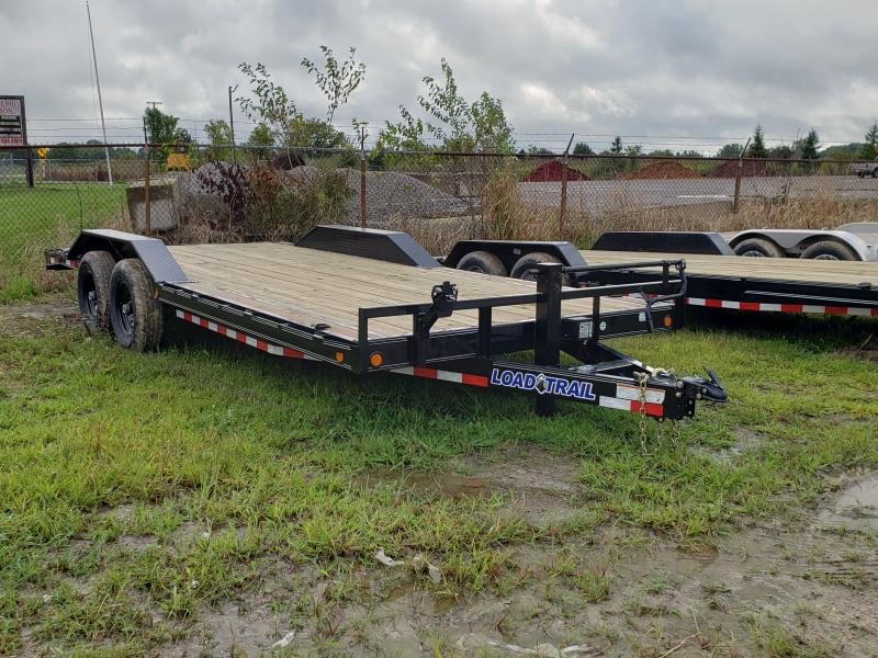 New 102x20 14K Load Trail Carhualer Trailer
