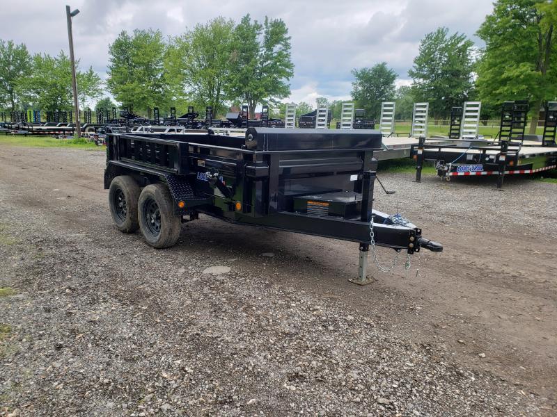 New 5x10 Load Trail 7k Dump Trailer