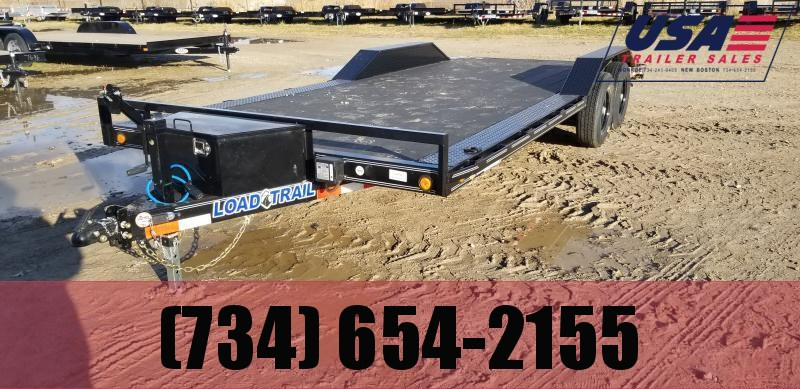 New 102X20 10K Load Trail Carhualer Loaded Must See