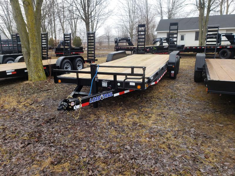 2019 Load Trail 22'  14K Equipment Trailer