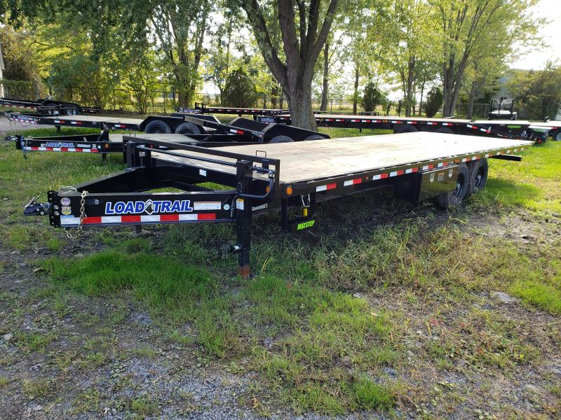 2020 Load Trail 26 14k DECKOVER TILT DECK Equipment Trailer