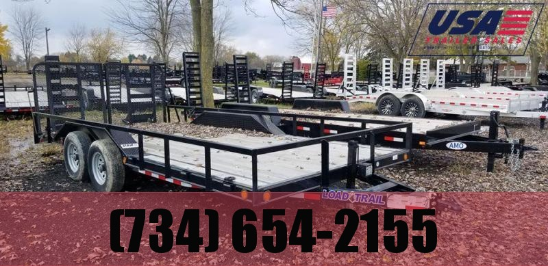2018 Load Trail CS0218052_11768_1 Equipment Trailer