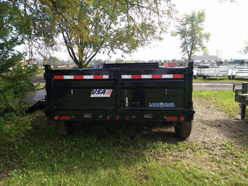 "Load Trail 83""X16' Triple Axle Dump Trailer Michigan's #1 selling brand of trailer"