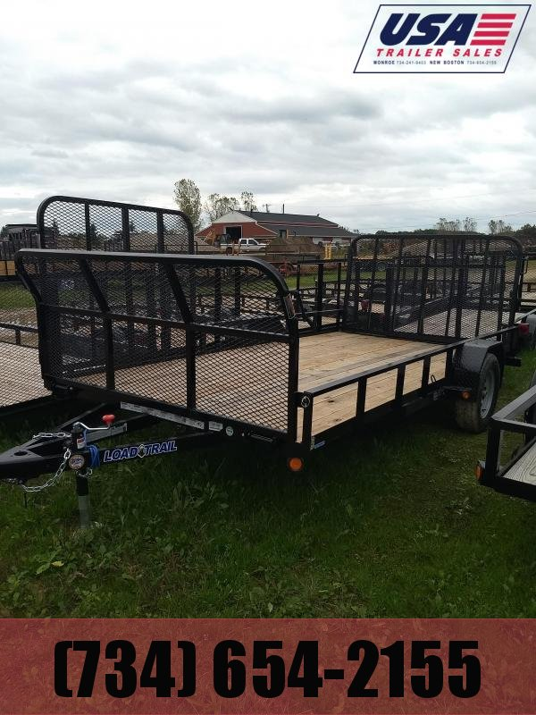 2019 Load Trail 83X14 Load Trail Landscape ATV Trailer Utility Trailer