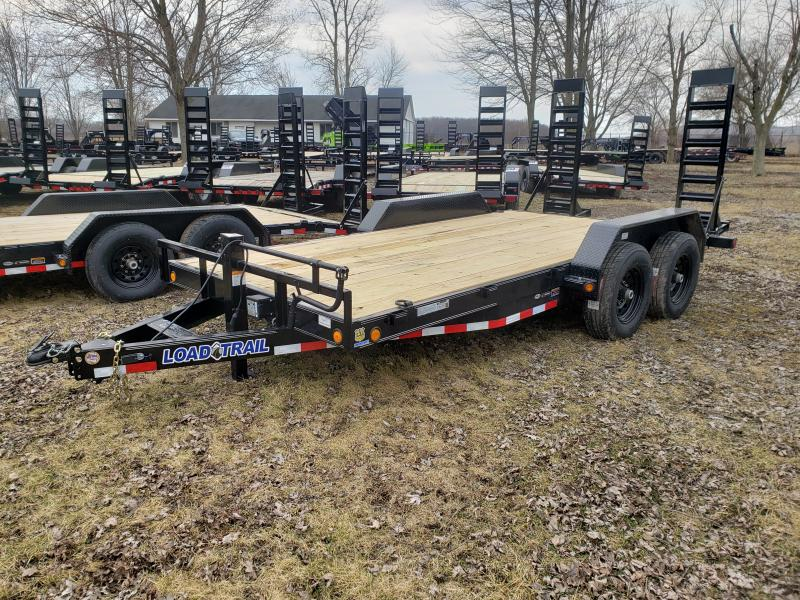 Load Trail 16' 14K Equipment Trailer