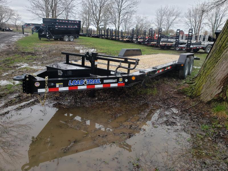 2019 Load Trail 22 power tilt Equipment Trailer