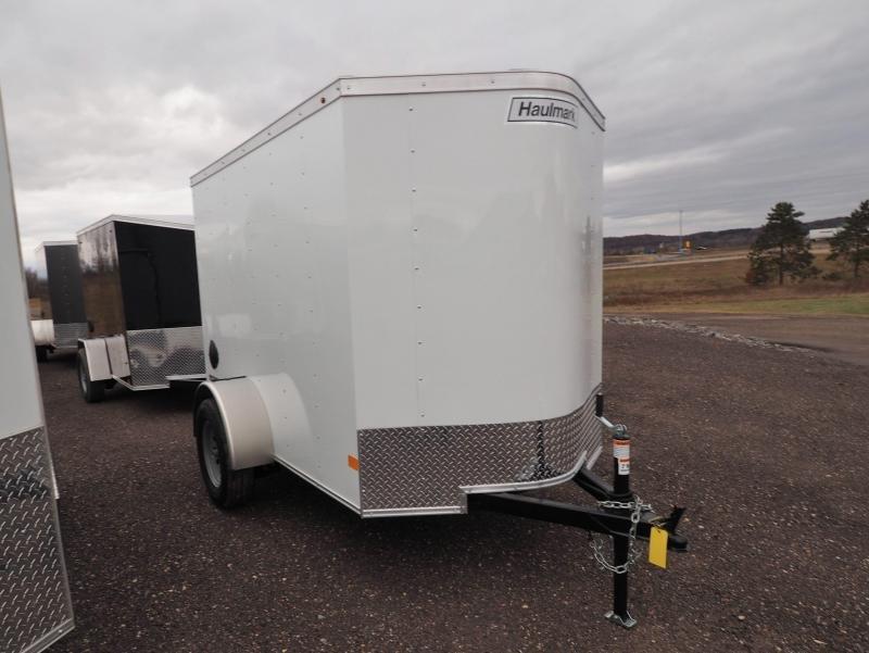 2020 Haulmark PPTD 5X8 SSA Enclosed Cargo Trailer
