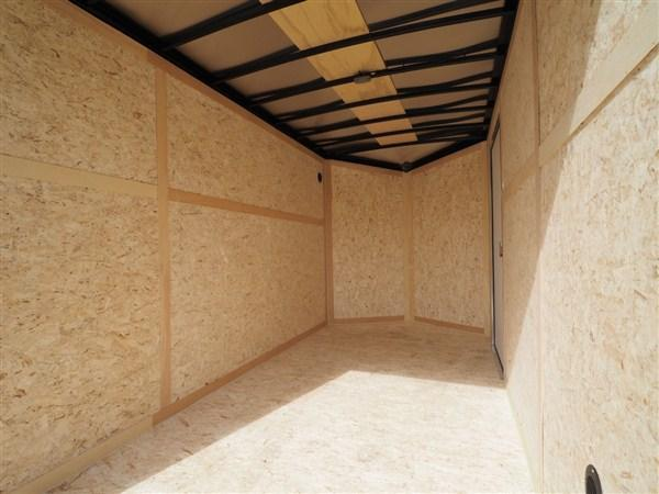 2019 Haulmark TSTV 6X12 RSA Enclosed Cargo Trailer