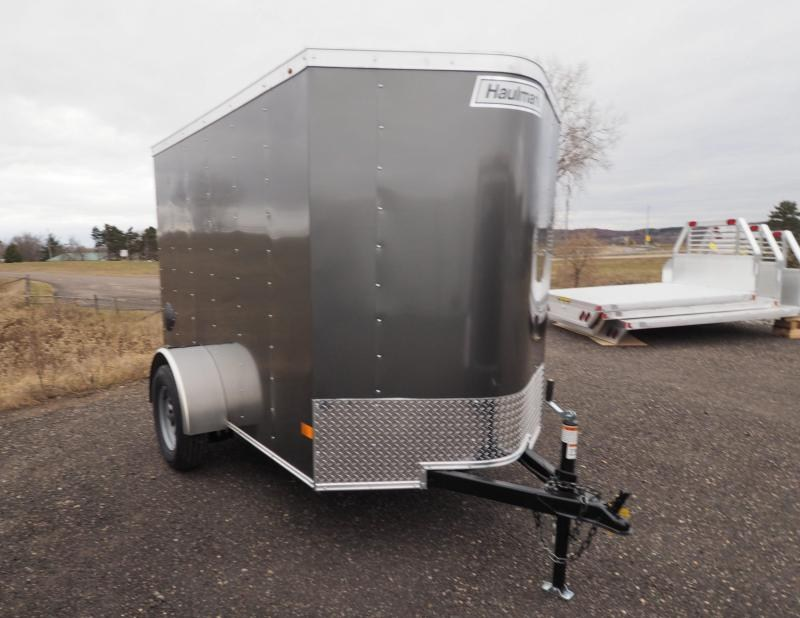 2020 Haulmark PPTD 5X8 SSA Enclosed Cargo Trailer