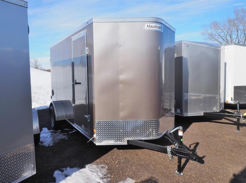 2020 Haulmark PASSPORT 6X12 SSA Enclosed Cargo Trailer