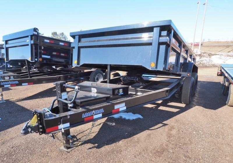 2020 Load Trail DH83X14 TA5 LOW PRO Dump Trailer