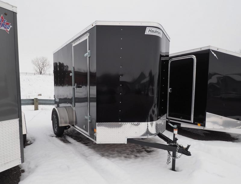 2020 Haulmark PPTD 6X10 RSA Enclosed Cargo Trailer