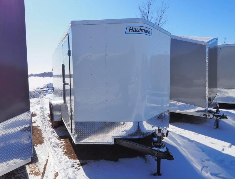 2020 Haulmark PPTD 7X16 RTA2 Enclosed Cargo Trailer