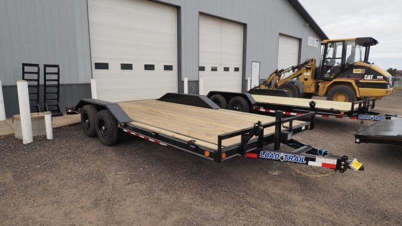 2020 Load Trail 102X18 CARHAULER Car / Racing Trailer