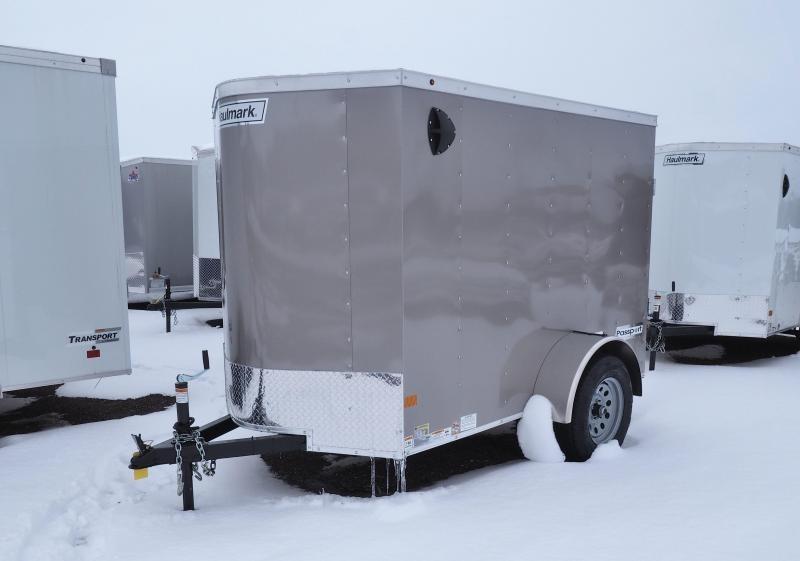 2020 Haulmark PASSPORT 5X8 RSA Enclosed Cargo Trailer
