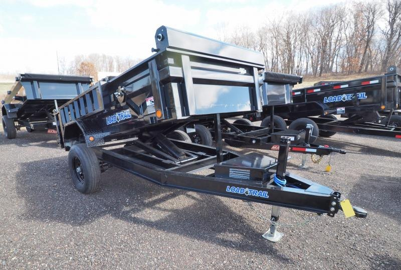 2020 Load Trail 5X10 SA 5K Dump Trailer