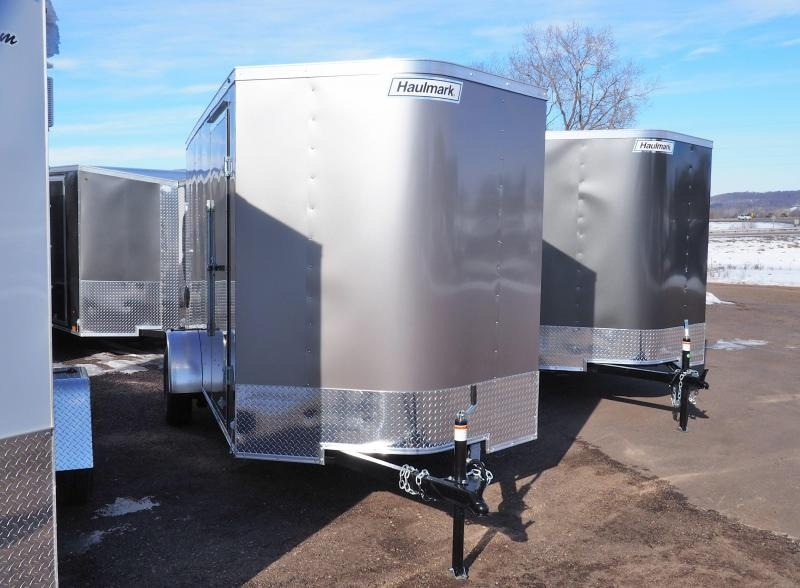 2020 Haulmark PASSPORT 6X12 RSA Enclosed Cargo Trailer